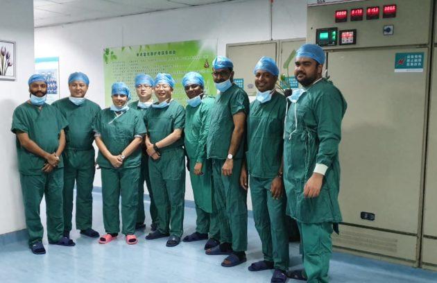 RFA and MWA training Japan